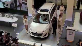 2014 Mazda 5 Launched With New SkyActiv 2.0 Engine!