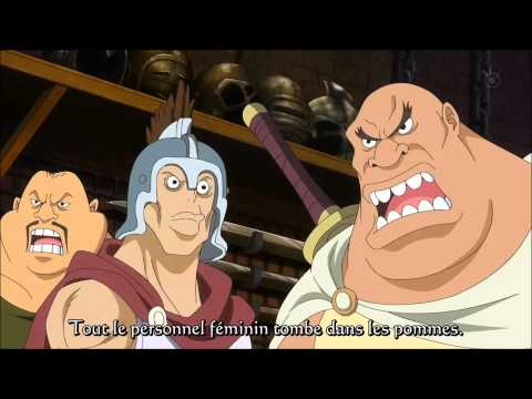 One Piece Episode 632: Luffy rencontre Cavendish (vostfr HD)