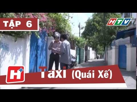 Taxi  Phim hành động Việt Nam  Tập 06