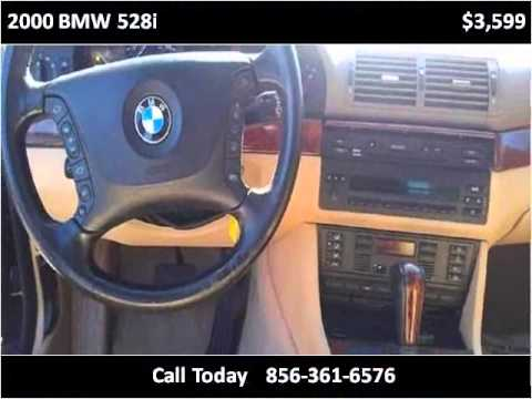 2000 BMW 528i Used Cars Camden NJ