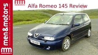 1999 Alfa Romeo 145 Review