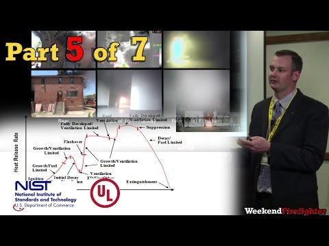 NIST and UL research on fire behavior training: Part 5