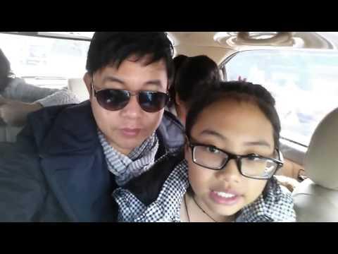 Quang Le, Phuong My Chi ngau hung song ca tren xe 2014