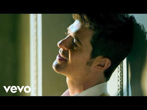 Смотреть клип Robin Thicke - Love After War