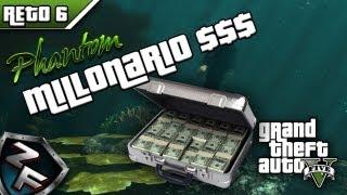 GTA 5 Reto #6: Millonario Glitch Maletin De $25,000