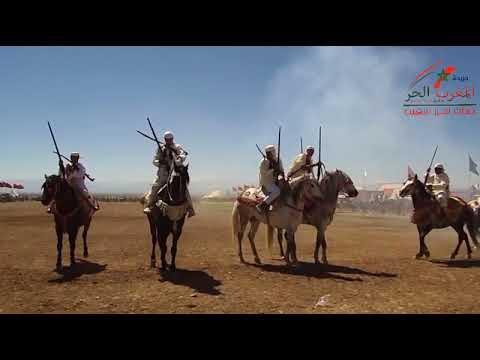 فيديو : فرسان مغاربة من إقليم الرحامنة يجذبون الانتباه بتألقهم في فن التبوريدة بالمهرجان الربيعي لجماعة عكرمة في يومه الثاني ودورته السادسة