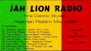 Heathen Riddim Mix 1996 Digital B