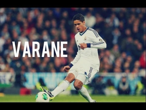 Raphaël Varane ll World Class Defender ll Real Madrid