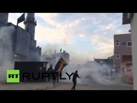 Bahrain: Clashes over death of teenager Fadel Abbas