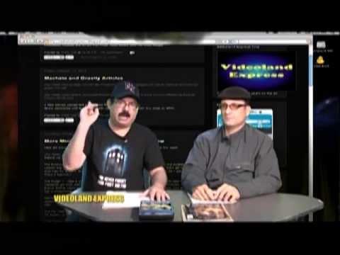 Videoland Express Live on MNN, October 12, 2013 - Episode 7