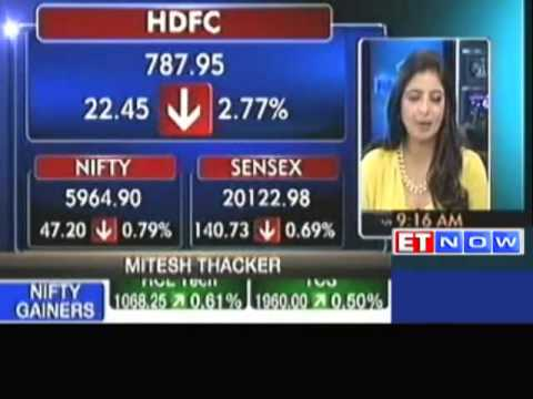 Markets open in red; Hindalco, Infosys, Wipro, HCL up
