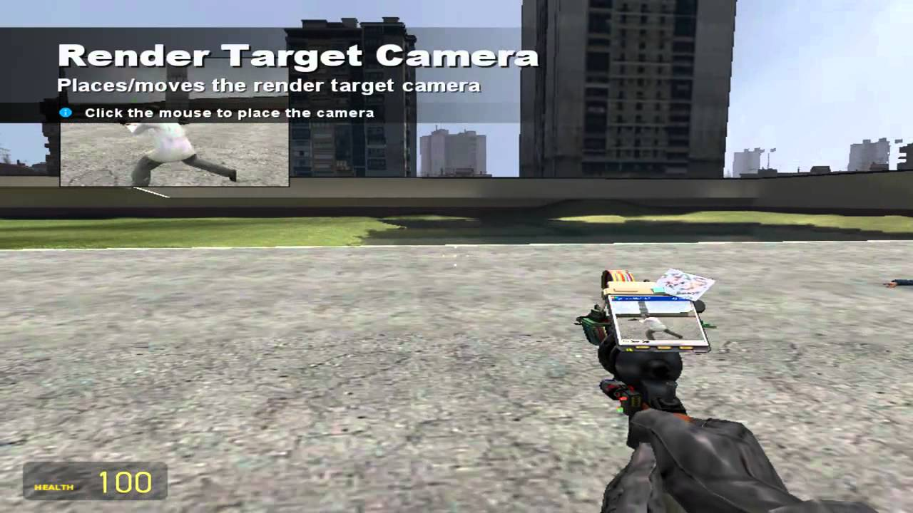 how to use the prosiction tool gmod