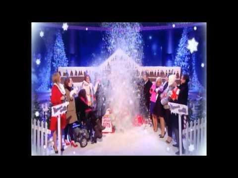 ITV where good times live this christmas promo 2013