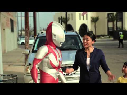 Ultraman x State Farm 廣告幕後拍攝花絮 2 Behind the Scenes Part II