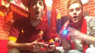 FIFA 15 Epic Battle hosted by AS Roma I IlvostrocaroDexter vs Fifalosophy - Episode 1