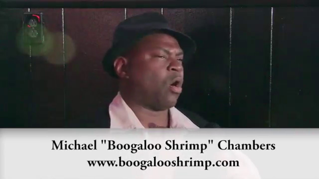 Michael boogaloo shrimp chambers