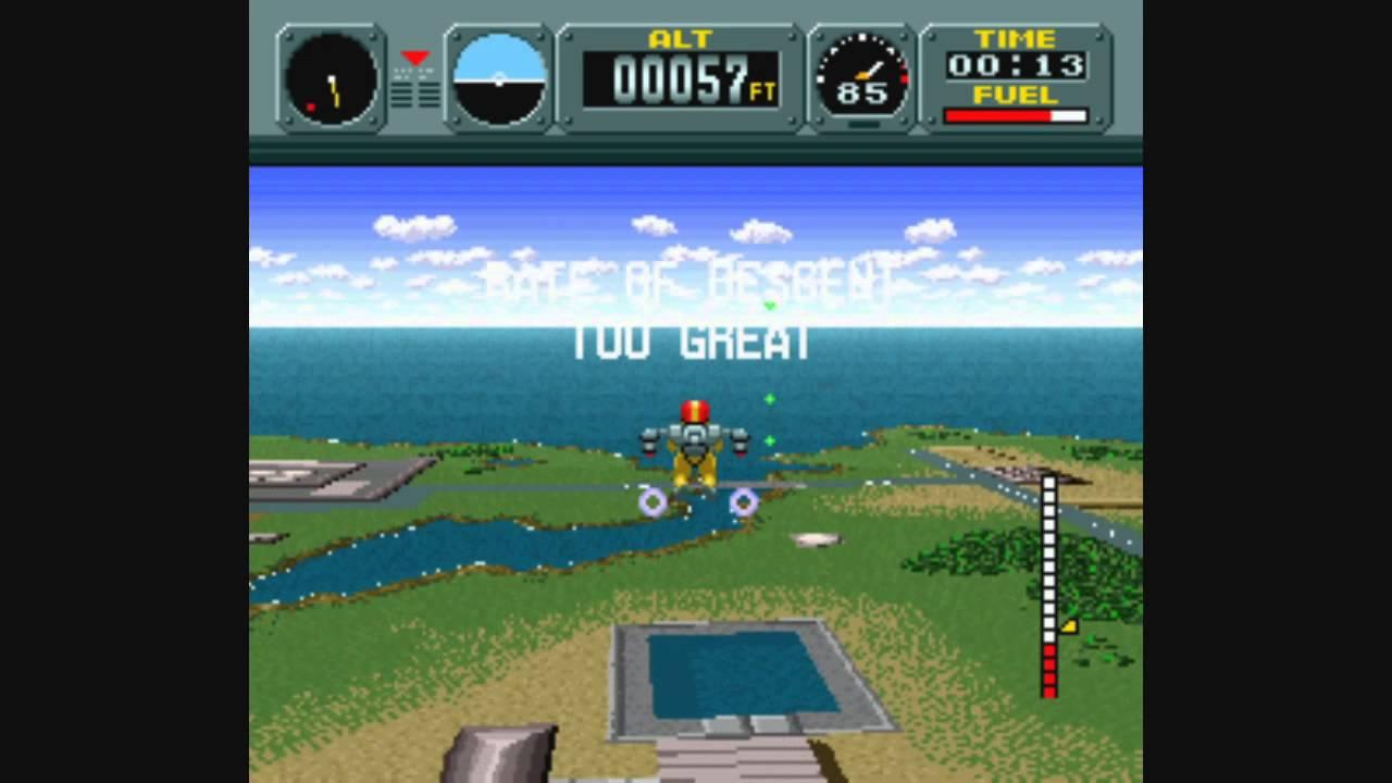 Algunos juegos de Super Nintendo que pasaron a la historia