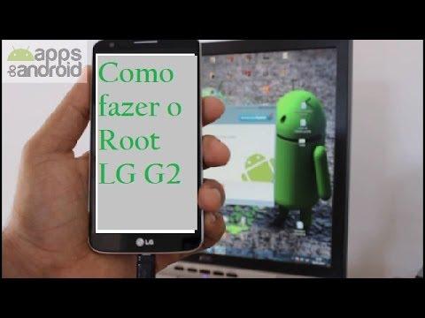 Como fazer o root no LG G2