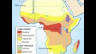 África Relevo Clima Hidrografia Vegetação