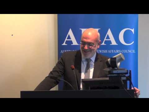 Israel's Turkel Commission: An Inside View - Prof. Tim McCormack