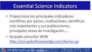 umh2694 2013-14 Lec003 Recursos Web para evaluar calidad científica