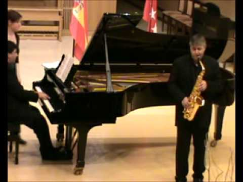 Manuel de Falla – Suite popular español – Canción