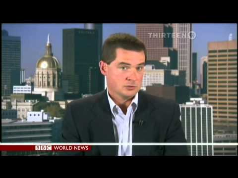 Earth Networks CEO Robert Marshall Discusses Extreme Weather on BBC America World News