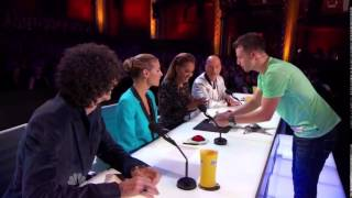 America's Got Talent 2014 Auditions Mat Franco [FULL