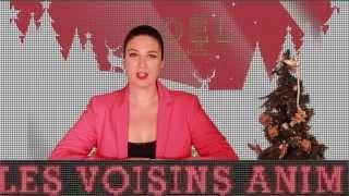 video DÉCEMBRE - LES VOISINS ANIMÉS