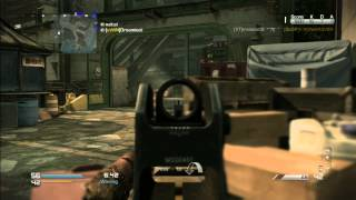 [I Am Shooting At You Sweetheart... Die!! [COD GHOST] TDM!] Video