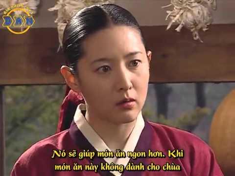Nàng Dae Jang Geum tap 17