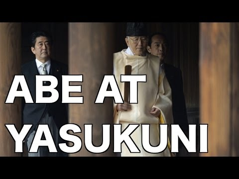 Abe Visits Yasukuni - A big win in Japan?