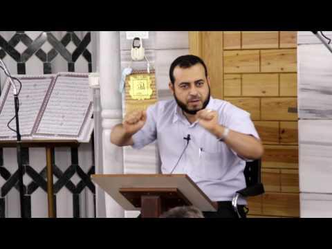 رسائل رمضانية _ الحلقة الخامسة للشيخ محمود العارف
