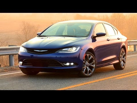All-new 2015 Chrysler 200S