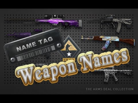 how to get colour weapons csgo