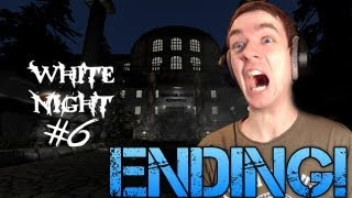 Amnesia: White Night - Part 6 - ENDING! - Total Conversion mod Gameplay/Commentary