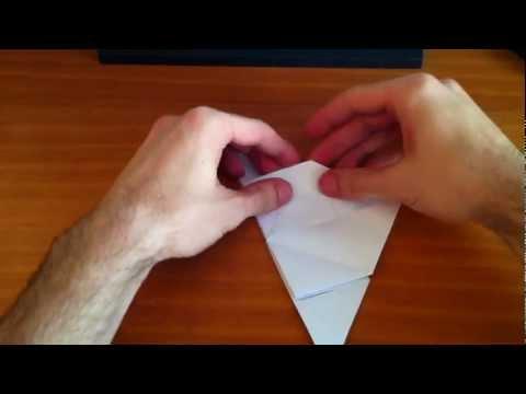 mariposa de papiroflexia