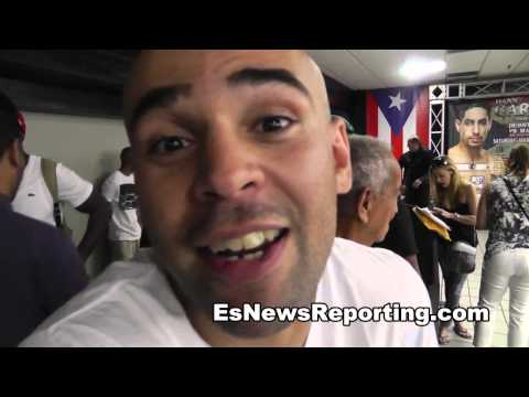 Luis Collazo Says He Stops Amir Khan esnews boxing