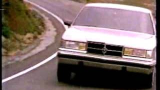 Pub Québec - Chrysler Dynasty