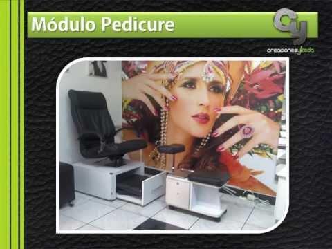 Muebles Decoración Diseño Salones de Belleza Peluquerías y Spa - Lima - Perú