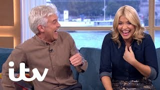 ITV Daytime | When the Laughter Starts It Doesn't Stop! | ITV