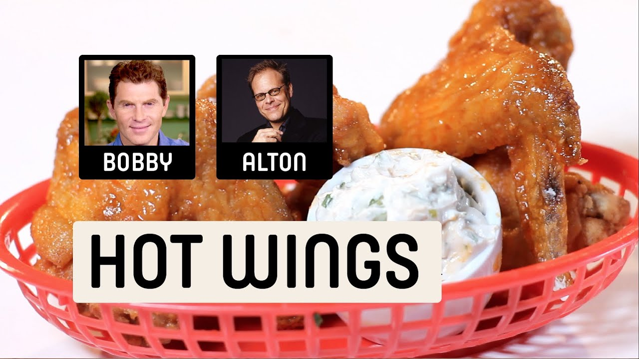 How to make the best chicken hot wings youtube for How to make the best chicken wings
