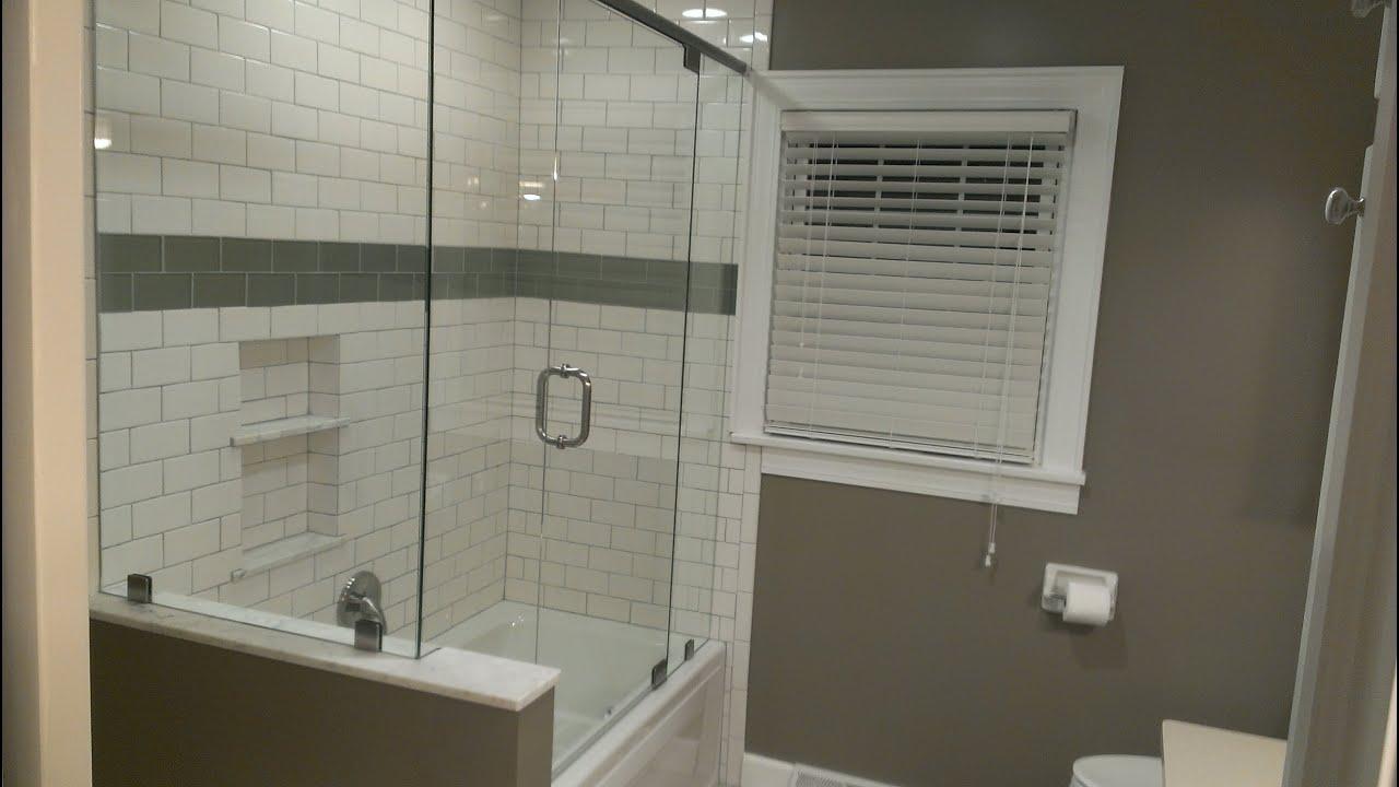 Como instalar puertas de vidrio para ba os youtube - Como saber quien es propietario de un piso ...