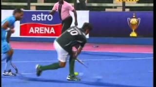 21st Sultan Azlan Shah Cup 2012 India Vs Pakistan 2nd