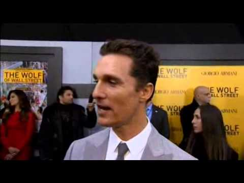 Leonardo DiCaprio, Martin Scorsese Talks Wolf of Wall Street at New York Premiere