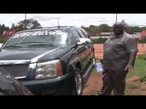 CHAMELEONE'S CAR TOWED