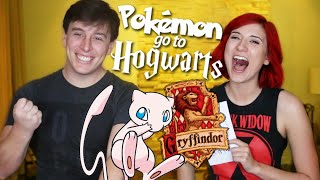 POKEMON GO TO HOGWARTS ft. Thomas Sanders