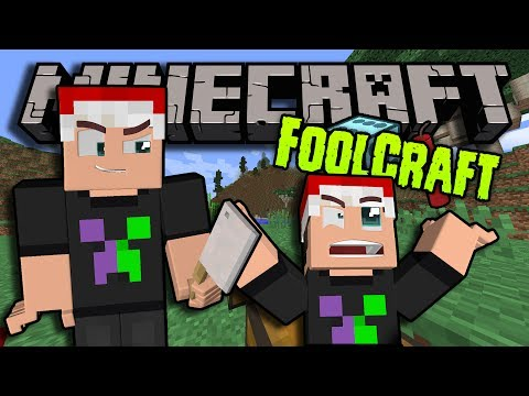 [Troll]GIẾT THẰNG ĐẸP GÁI NHẤT THẾ GIỚI (Minecraft FoolCraft #1)