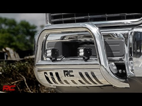 2011-2014 GM 2500HD and 3500HD Bull Bar by Rough Country