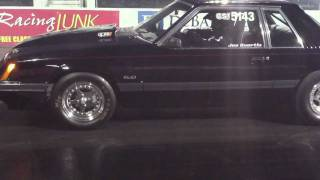 1985 Mustang Coupe Coyote 5.0 Powered!!!!!!!
